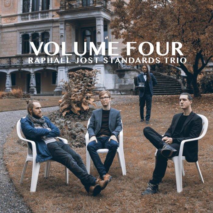 Vol Four Cover Raphael Walser - Double Bass